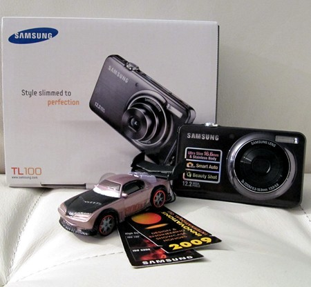 Samsung TL 100 Digital Camera