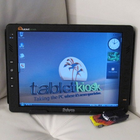 TabletKiosk Sahara i440D Tablet PC