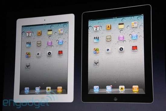 ipad 2 white black. lack amp; White iPad 2