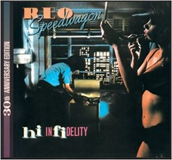 REO Speedwagon – Hi Infidelity 2CD 30th Anniversary Edition