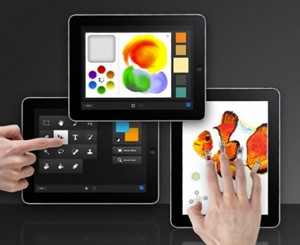 Adobe Photoshop Touch for Tablets