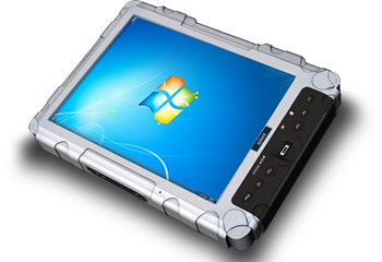 Xplore rugged tablet PC