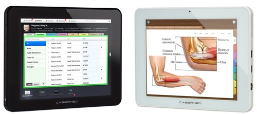 Cybernet a Medical Tablet PC