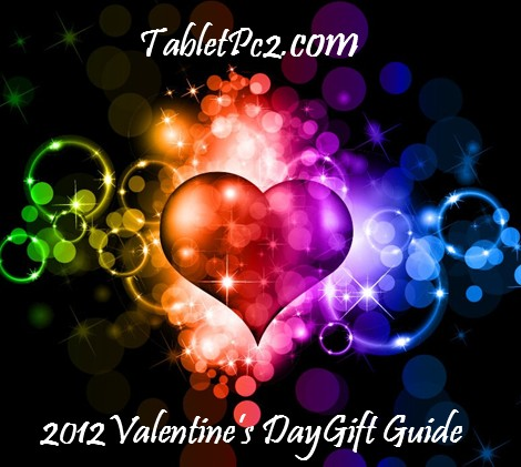 Tabletpc2.com valentines day gift guide 2012