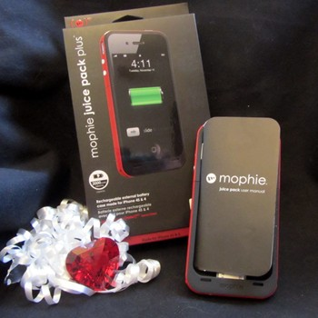 Mophie Juice Pack Plus (PRODUCT) RED Special Edition