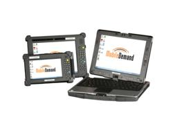 Mobile Demand Tablets