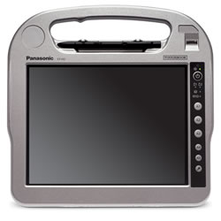 Panasonic Toughbook H2 Table