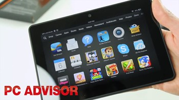 Video: Amazon Kindle Fire HDX 7in review