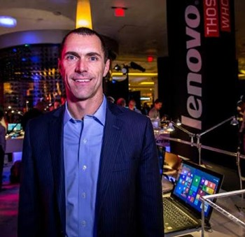 Jay Parker is President of Lenovo for North America