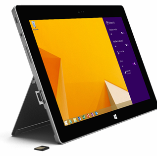 Microsoft Surface 2 with LTE