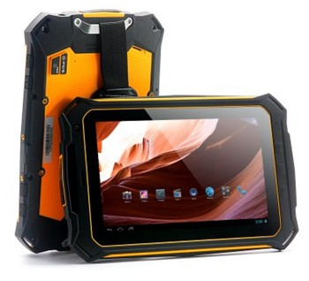 Strike Rugged Android Tablet PC