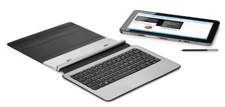 HP Elite X2 with keyboard cover