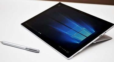 Surface Pro 4 with