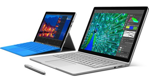 Surface Pro 4 & Surface Book