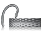 The new Jawbone BlueTooth Headset Silver