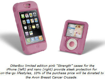Ptter Box Cases for Breast Cancer