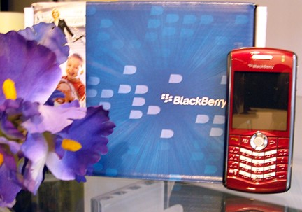 Alltel Wireless BlackBerry Pearl