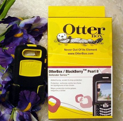Otter Box BlackBerry Pearl Case