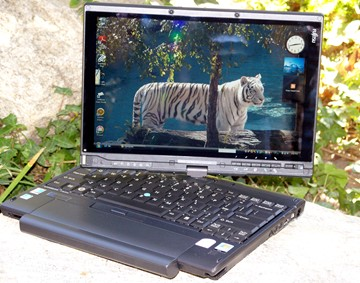 Fujitsu Lifebook T2010 Tablet PC in Shade