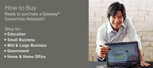 Gatweway- how to buy