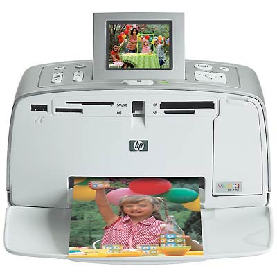 HP 385 Photo printer