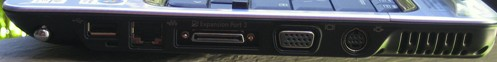 HP tx1000 Right View