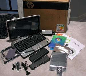 HP Pavilion tx1000 Entertainment Tablet PC