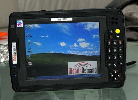 Mobile demand Tablet PC indoors