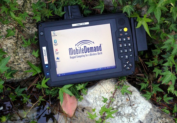Mobile Demand xTablet T8700 Rugged Tablet PC