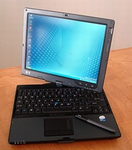 HP  TC4400 Tablet PC